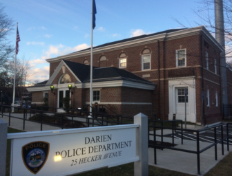 Darien Police Headquarters 03-01-17
