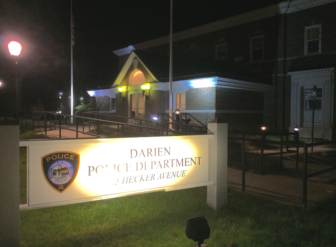 Darien Police Night 03-01-17