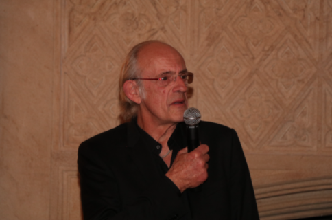 Christopher Lloyd Talks About His Childhood At Waveny House