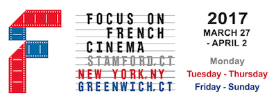 Focus on French Cinema film festival 03-05-17