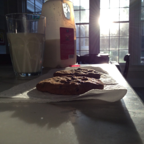 "Winner in the student category of Food, ""Afternoon Delight"" by Mary Duffy. Pic Darien Smartphone Photo Contest 03-14-17"