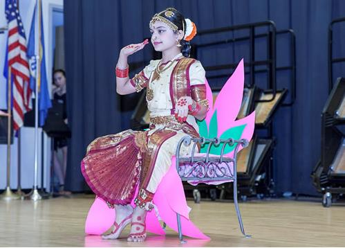 Rithwika Veeturi Tokeneke School Passport Around the World 03-14-17
