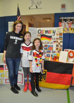 Germany Passport Around the World Tokeneke 03-14-17