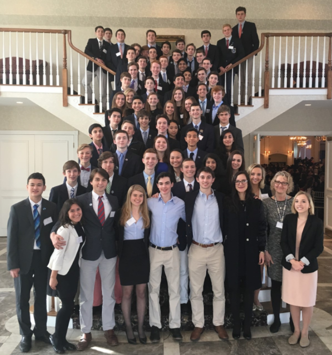 DHS DECA Club state competition 03-15-17
