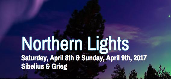 Northern Lights Stamford Symphony 03-26-17