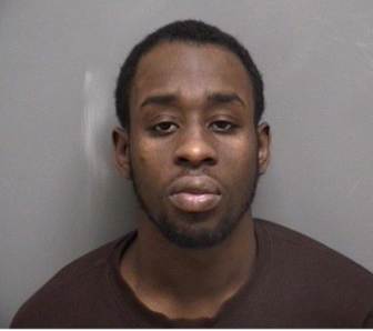 Darien arrest photo mug shot Antonio Lucaine 03-27-17