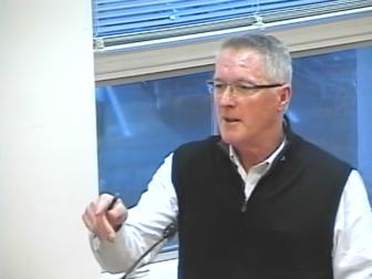 David Hawes Board of Selectmen Flags 03-29-17