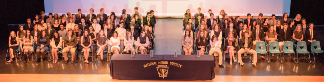 National Honor Society 2017 04-05-17