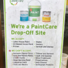 Paint Recycling Darien Recycling Center 04-08-17
