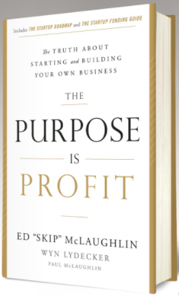 The Purpose is Profit Ed McLaughlin Wyn Lydecker 04-09-17