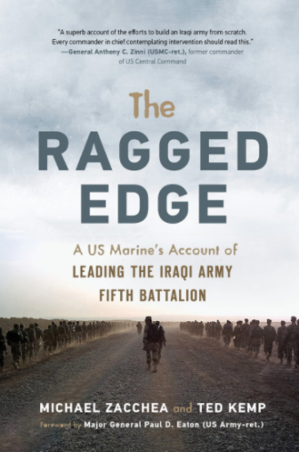 The Ragged Edge Book Cover 04-10-13