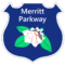Merritt Parkway Logo user:Vrysxy on Wikimedia Commons https://commons.wikimedia.org/wiki/File:Merritt_Pkwy_Shield.svg