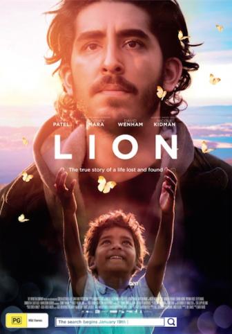 Movie Poster Lion 04-20-17