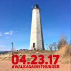 Walk Against Hunger 04-21-17