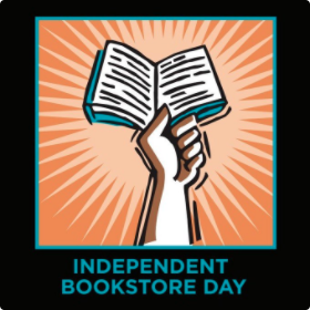Independent Bookstore Day logo 2017 04-23-17