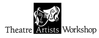 Theatre Artists Workshop logo wide facebook twitter 04-30-17