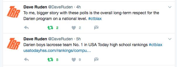 Dave Ruden on Twitter 06-14-17