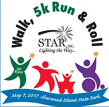 Star Walk 5K Run & Roll image from Star Lighting the Way 05-02-17
