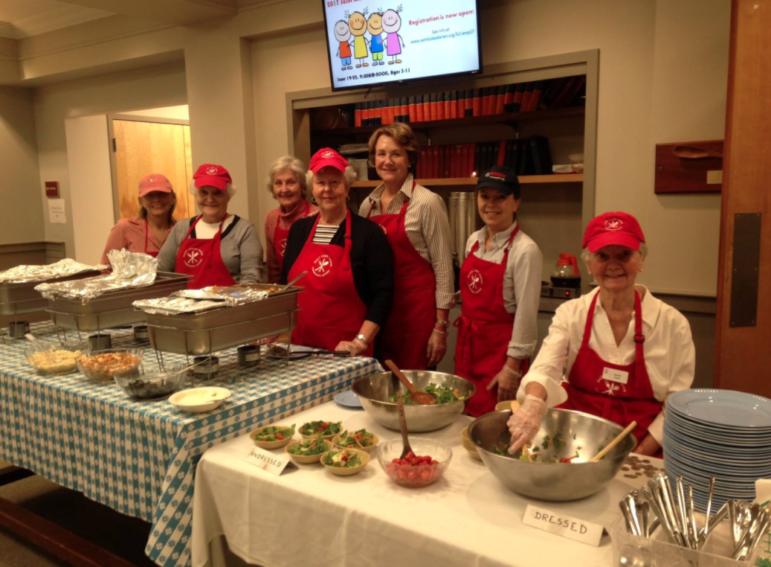 St Luke's Community Supper 05-04-17