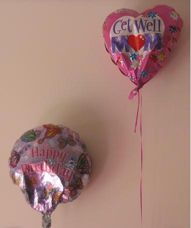 Mylar Balloon 05-10-17