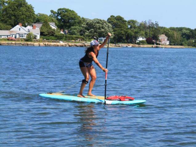 Paddleboard YMCA 05-18-17