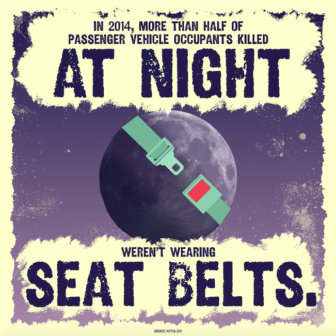 NHTSA Click It or Ticket two 05-19-17