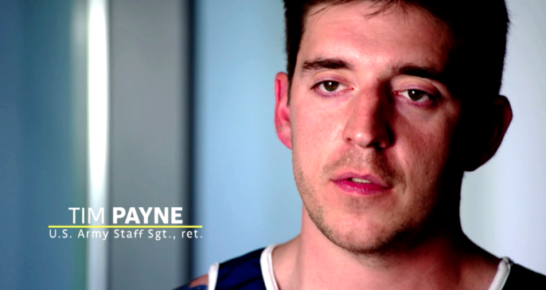 Tim Payne Veteran 05-20-17