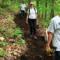 CPFA on Facebok hiking trail maintenance 05-28-17