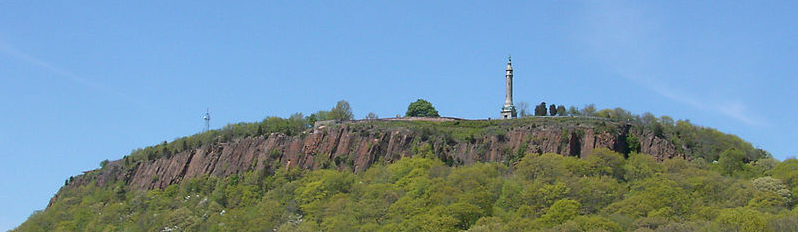 East Rock Park New Haven Soldiers and Sailors Monument 05-28 -17