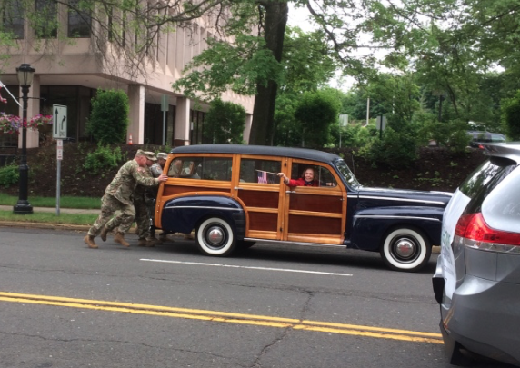 National Guard Memorial Day Parade two 05-29-17