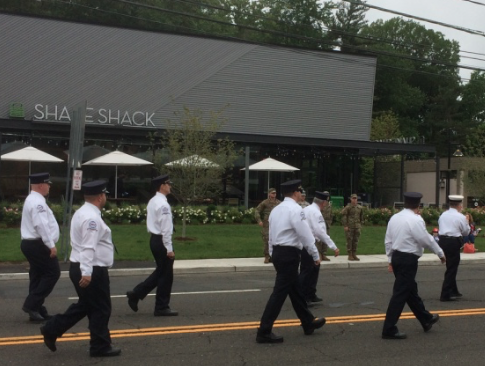 National Guard Shake Shack Memorial Day Parade 2017 05-29-17
