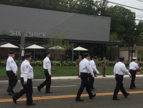 National Guard Shake Shack Memorial Day Parade 2017 05-29-17