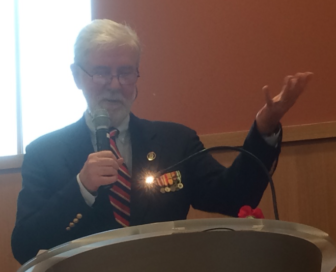 Phil Kraft Memorial Day speech 2017 05-29-17