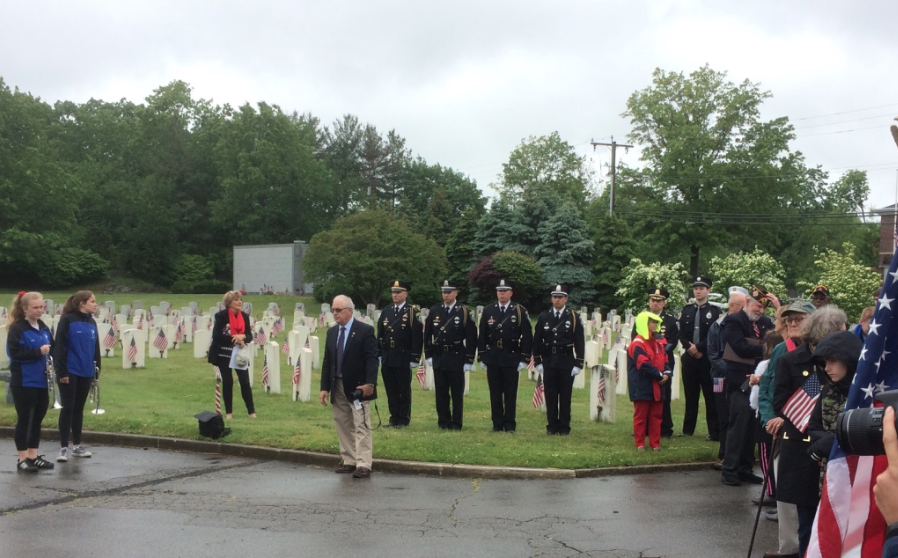 Police Memorial Day Ceremonies 2017