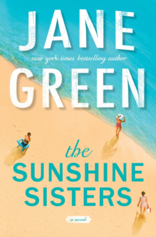 Jane Green The Sunshine Sisters book cover 2017