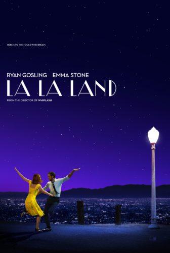 La La Land movie poster 05-12-17