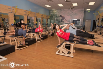 Photos from Club Pilates 06-06-17