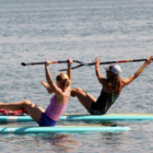 Paddleboard Classes Darien YMCA 06-09-17