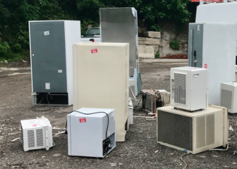 Recycling Air Conditioners Dehumidifiers Refrigerators 06-10-17