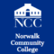 Norwalk Community College logo NCC logo 06-14-17