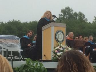 Ellen Dunn graduation 2017