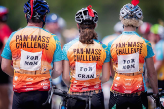 Pan Mass Challenge cyclists 06-27-17