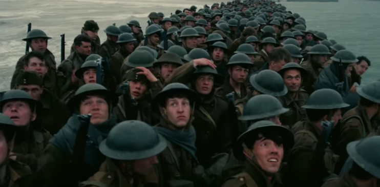 Dunkirk movie publicity photo 07-02-17
