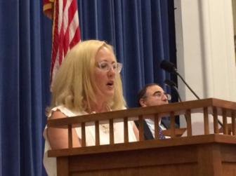 Pam Sparkman candidate Selectman 07-20-17