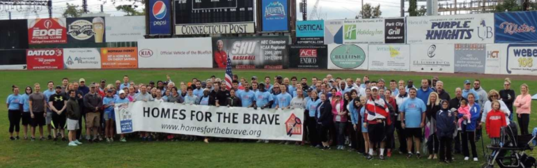 Step Up for the Brave challenge Homes for the Brave 07-25-17