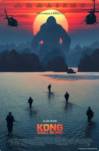 Kong: Skull Island movie poster 07-26