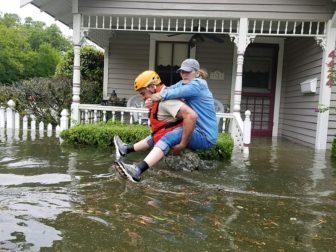 Texas National Guard picture rescue Houston Aug 2017 https://en.wikipedia.org/wiki/Hurricane_Harvey#/media/File:Texas_National_Guard_(36709598191).jpg