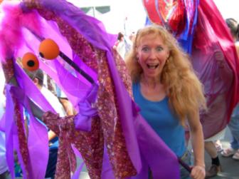 Puppet SoNo Arts Festival