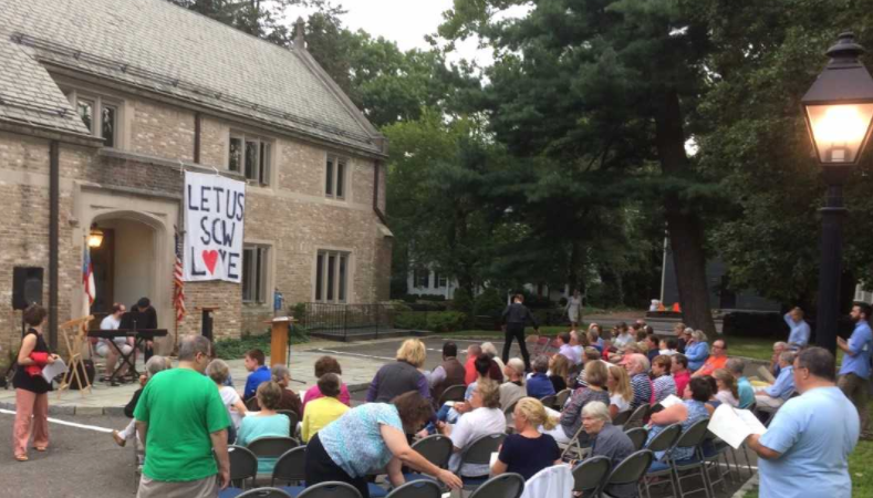 St Luke's Service of Unity and Community 08-15-17