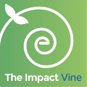 The Impact Vine logo TheImpactVine.org 08023-17